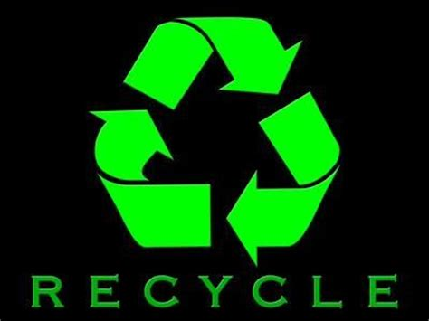 Why Is It Important to Reduce, Reuse and Recycle